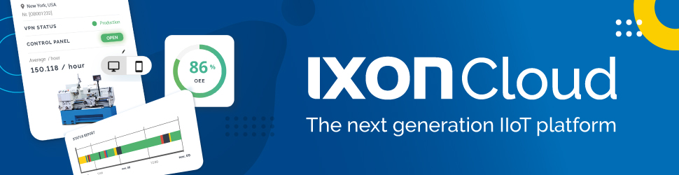 The next generation IIoT platform