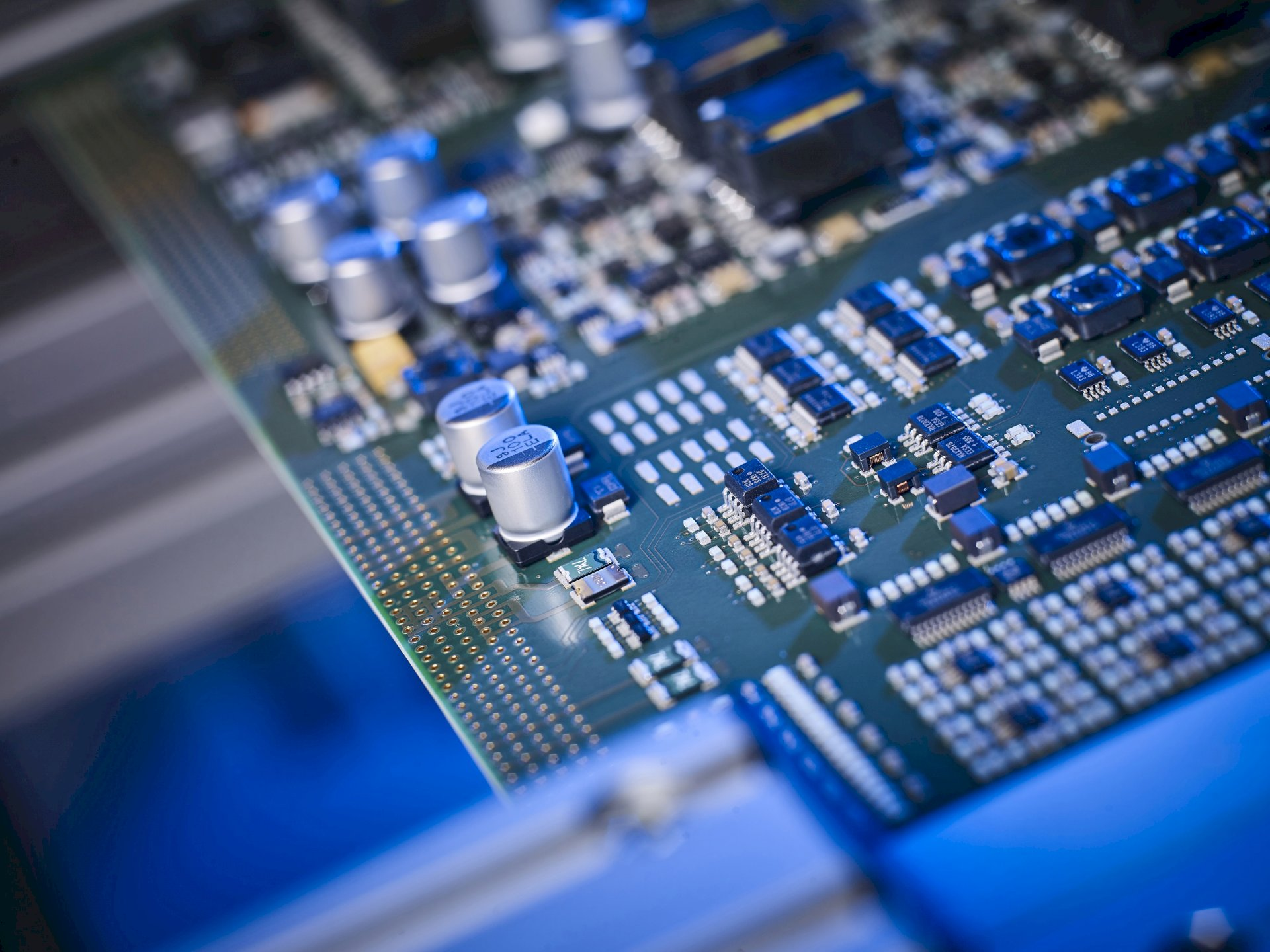 Electronics Manufacturing Services (EMS)